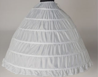 Wedding Petticoat