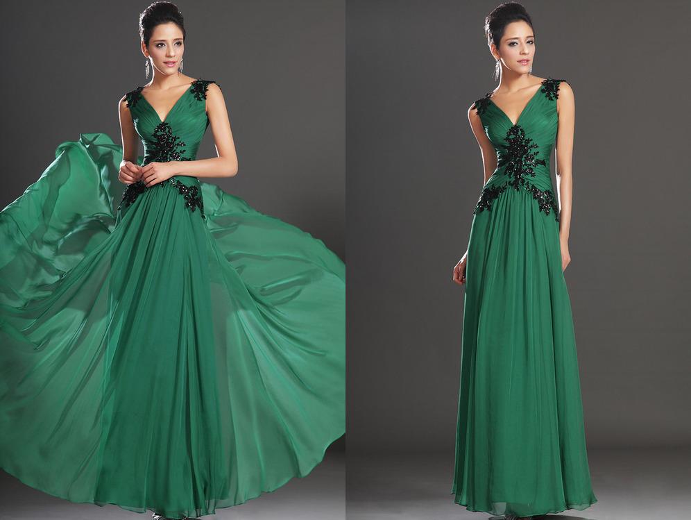 7b0509cf7538 ... φόρεμα βραδινά Καλοκαίρι Μικροκαμωμένη Χάντρες Τούλι επικάλυψης Κομψό Βαθιά  v-λαιμός ...