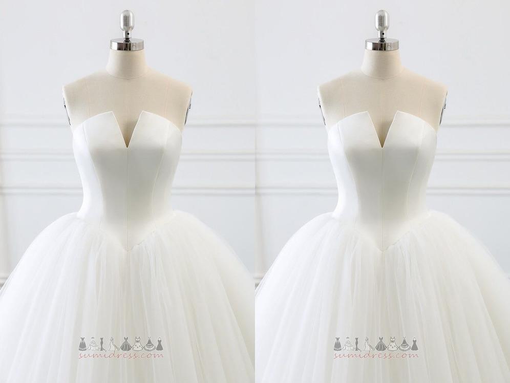 b01d22bfe3eb Φούστα γάμου Τούλι Αχλάδι εξώπλατο Ντραπέ Άνοιξη Γραμμή Α ...