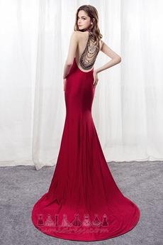 bfc7a3bb43a4 Nákup na zákazku Červená Večerné šaty z internetového obchodu