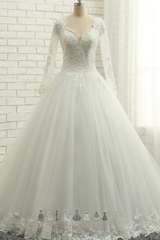 a1644357e5e8 Kupovať lacné Zimné Svadobné šaty z internetového obchodu RobeMME