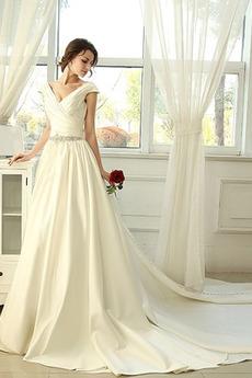 a6b6c458cb47 Kupovať lacné Jednoduché Svadobné šaty z internetového obchodu RobeMME    Stránka 5