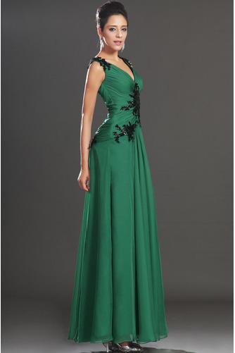 227c7d229acd φόρεμα βραδινά Καλοκαίρι Μικροκαμωμένη Χάντρες Τούλι επικάλυψης Κομψό Βαθιά  v-λαιμός