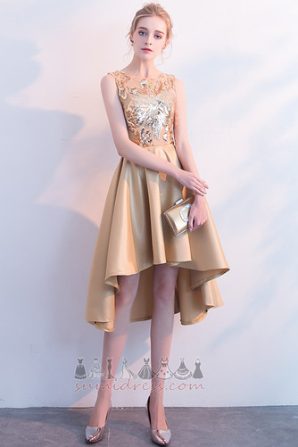 3582832a7d26 φόρεμα Κοκτέιλ Σατέν Έναστρο παγιέτες μπούστο Ασύμμετρη Κόμμα Πούλιες -  sumidress.com
