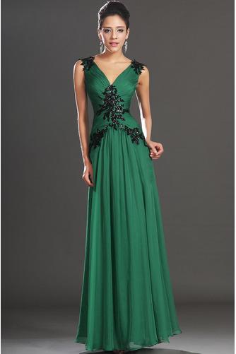 8e92278182c7 φόρεμα βραδινά Καλοκαίρι Μικροκαμωμένη Χάντρες Τούλι επικάλυψης Κομψό Βαθιά  v-λαιμός